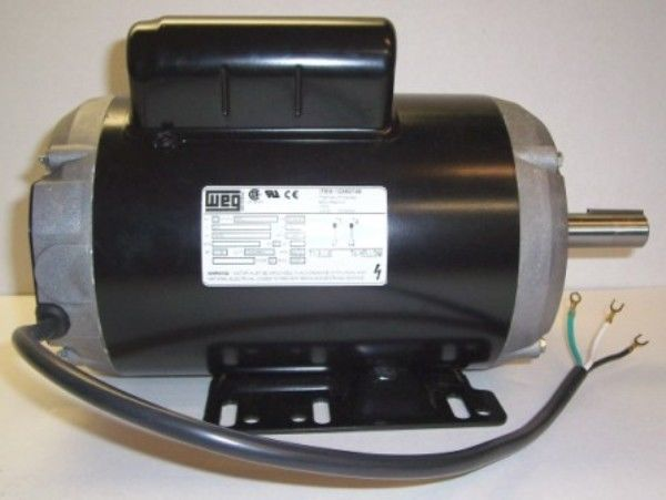 Mc018600sj Campbell Hausfeld Replacement Motor 4 Hp Single Phase Factory Air Compressor Parts