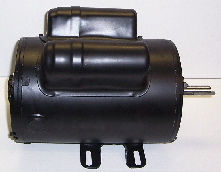 Mo 3022 1 Air Compressor Replacement Motor 240vt 5hp 56fr One Phase Factory Air Compressor Parts