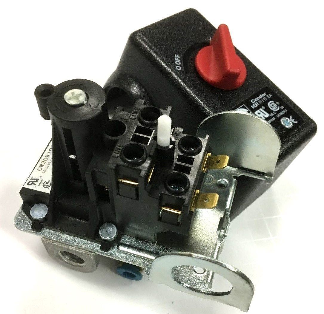 CRAFTSMAN PRESSURE SWITCH FOR MODEL 919.167600 PART # 1000001952 ...