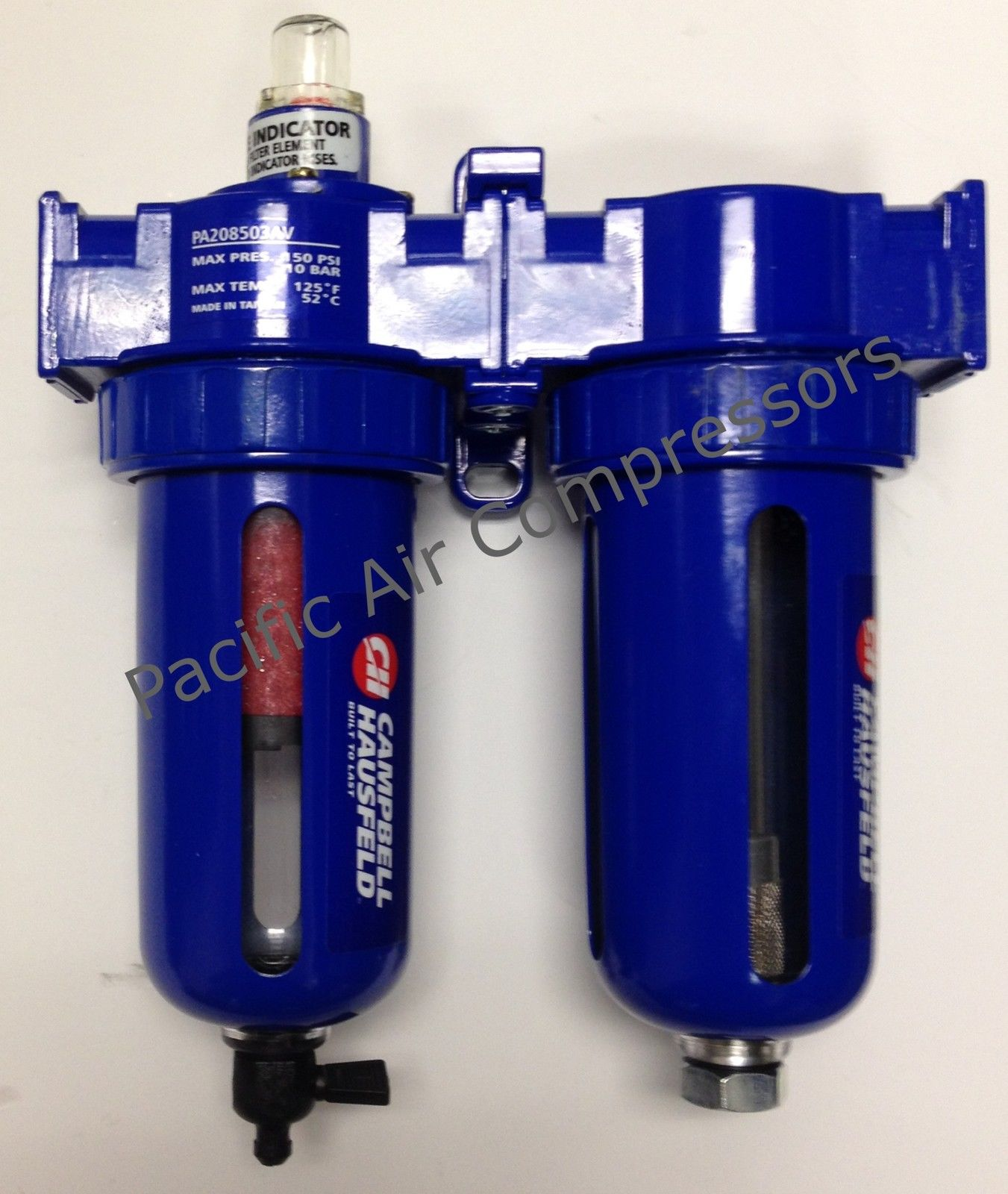 Plasma Cutter Filter Desiccant Dryer Removes Oil And